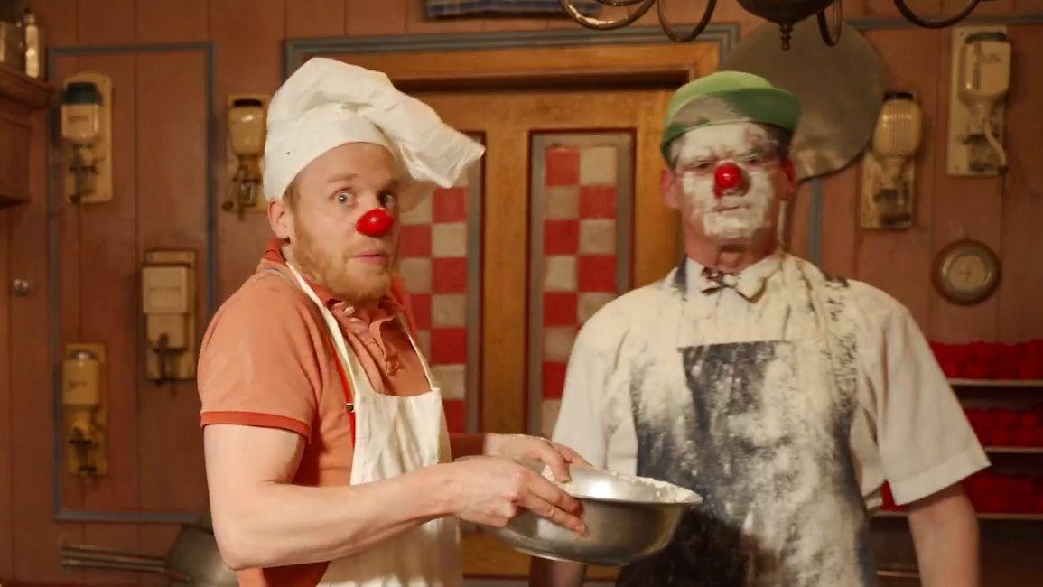 Lachrimpeltjes! Meer humor in de huiskamer dankzij samenwerking CliniClowns!