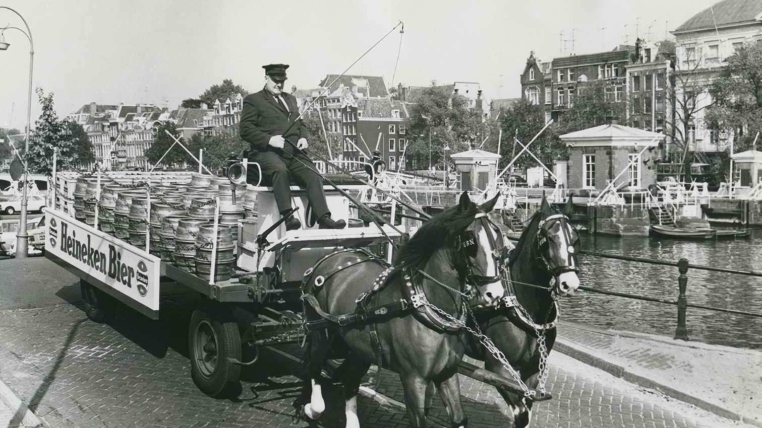Samenwerking Heineken Collection Foundation: Heerlijk, historisch Heineken!
