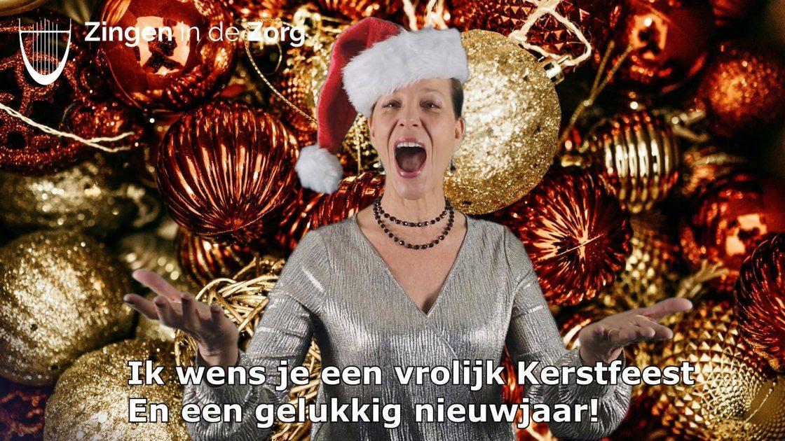 Kerst in de huiskamer met Maartje de Lint: 'Dit is mijn cadeau aan de zorg'