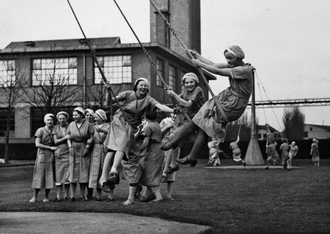 Samenwerking Zaans Museum voor de 'Meisjes van Verkade'