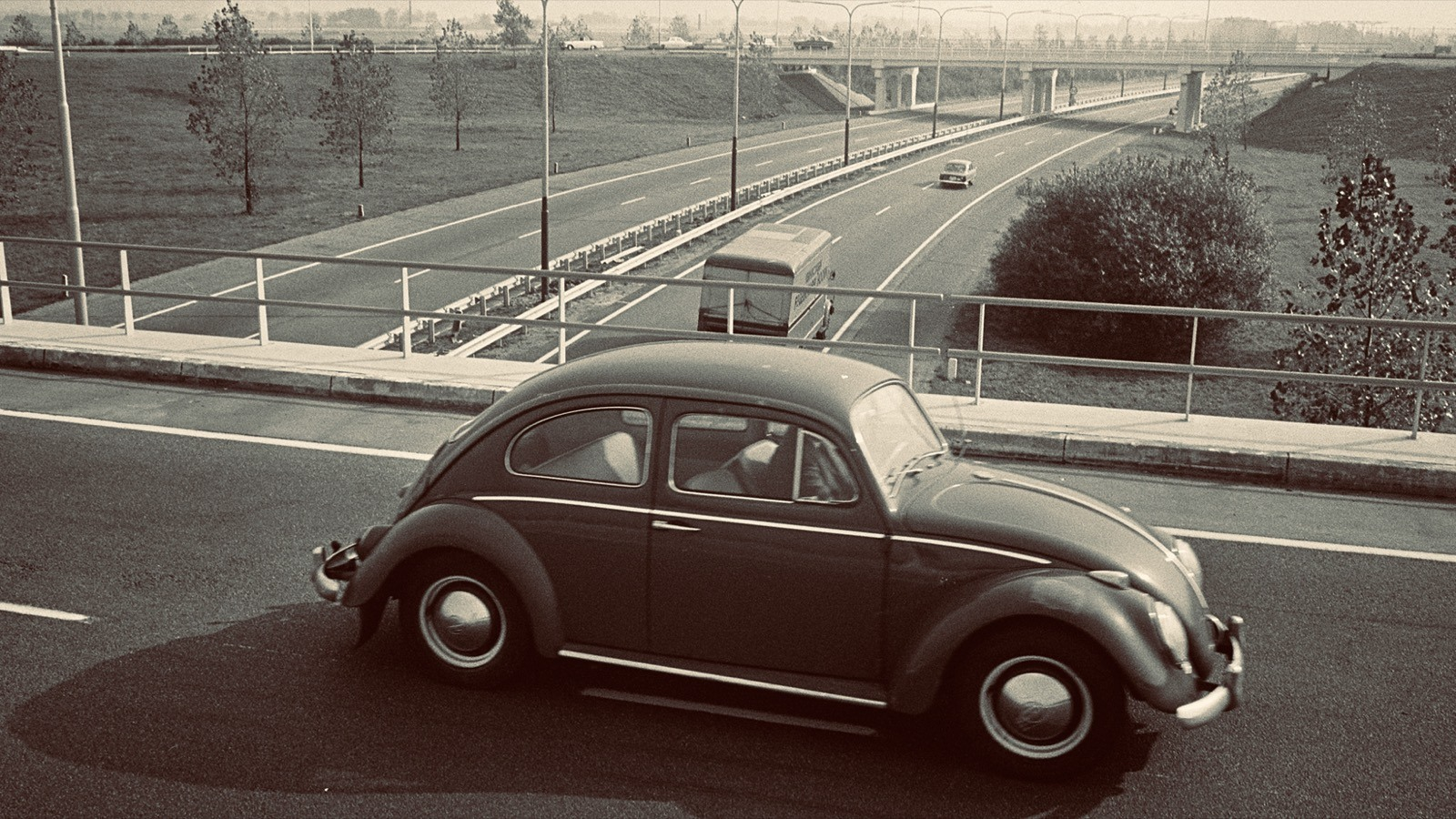 Samenwerking PON: op reis in de tijd met Volkswagen!