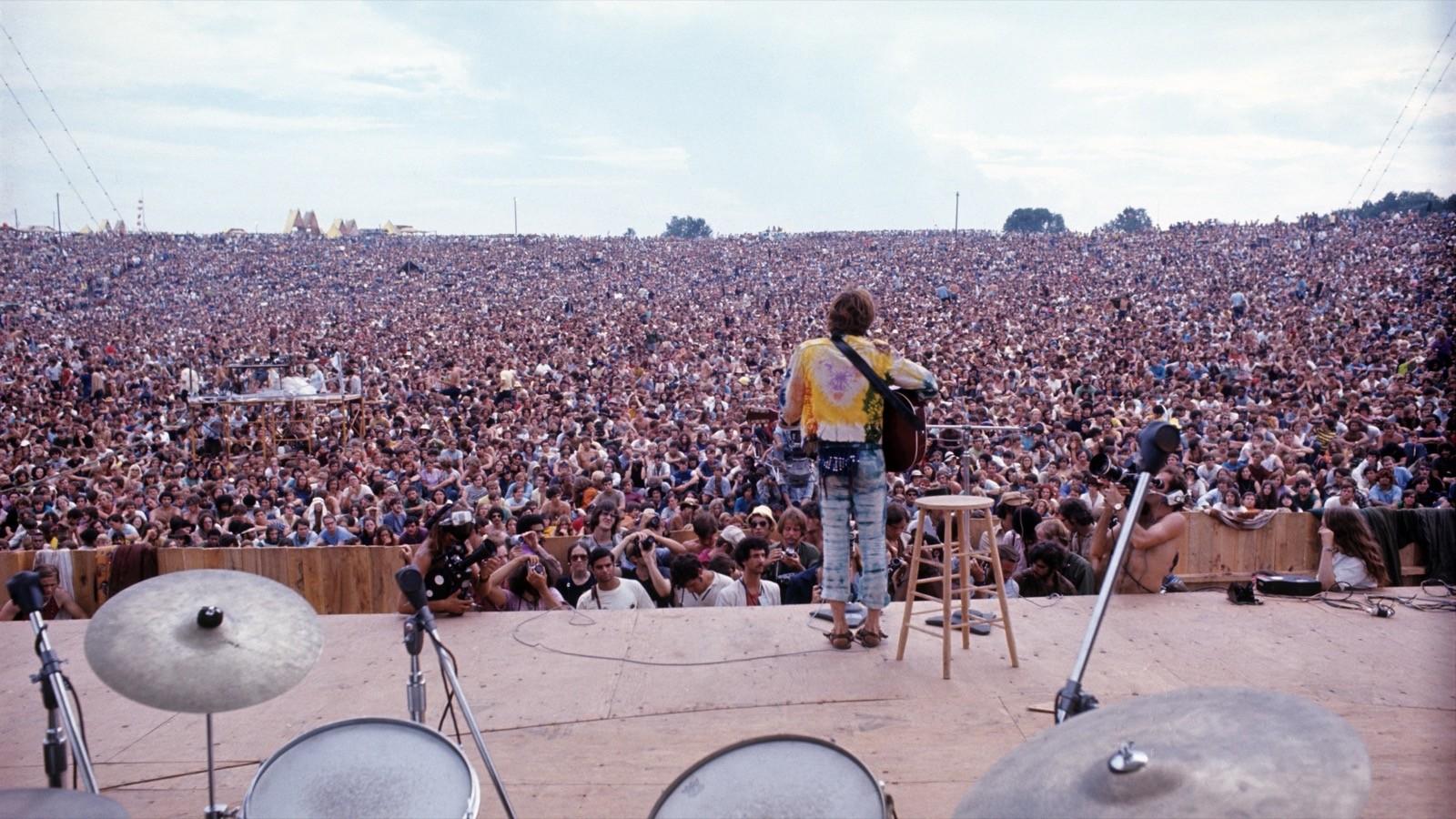 Music, Peace & Love: Woodstock herleeft bij STV, exact 50 jaar na dato!
