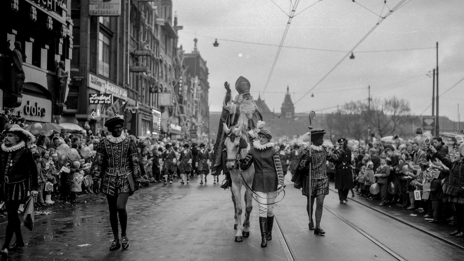 5 weetjes over Sinterklaas in vroeger tijden