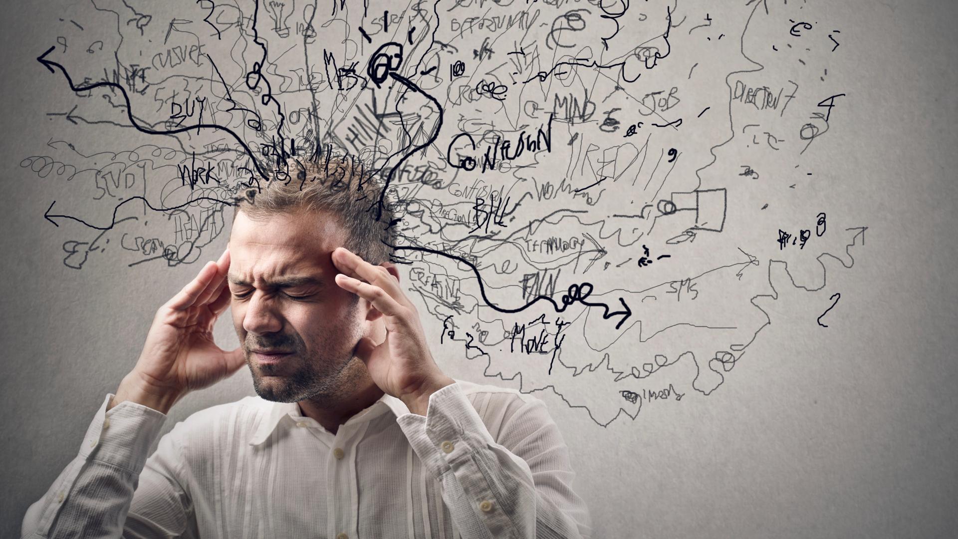 Overprikkeling brein